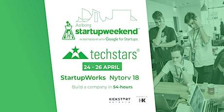 Startup Weekend Aalborg NextGen 04/20 tickets
