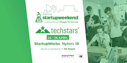 Startup Weekend Aalborg NextGen 04/20