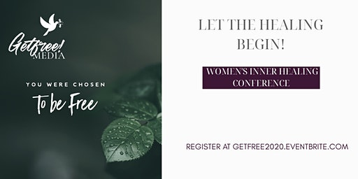 Let The Healing Begin! Women's Conference