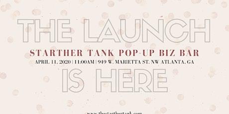 The StartHER Tank's POP Up Biz Bar tickets