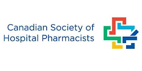 2020 CSHP-BC Spring Therapeutics Update tickets