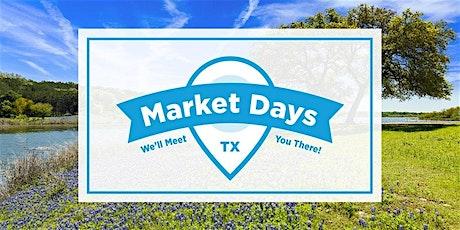 Dallas Market Days - Native Coffee Co tickets