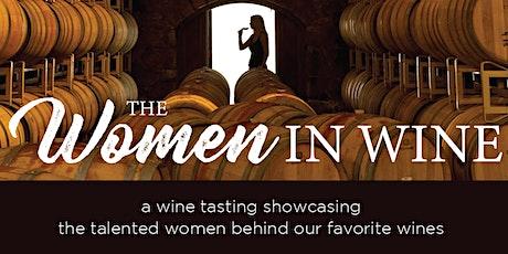 The Women in Wine Tasting Celebrating International Women's Day tickets