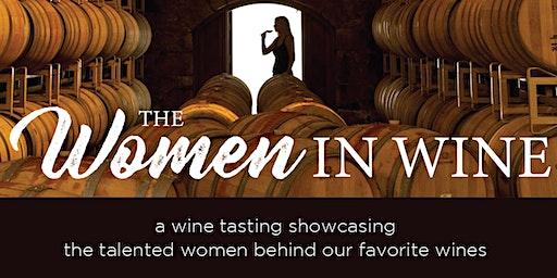 The Women in Wine Tasting Celebrating International Women's Day