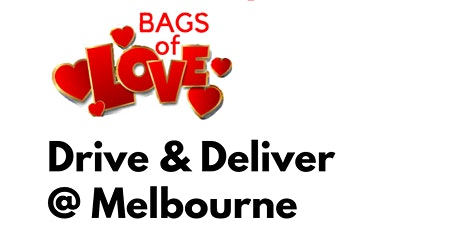 Bags of Love: Drive & Deliver tickets