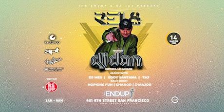 Rel8 Afterhours feat. DJ Dan along with DJ Mes, Eddy Santana, Taj tickets