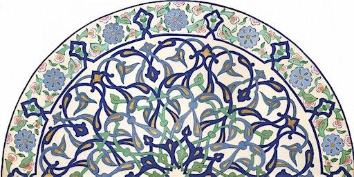Rumi pattern workshop