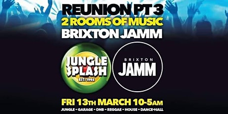 Jungle Splash Reunion Pt.3 Party tickets