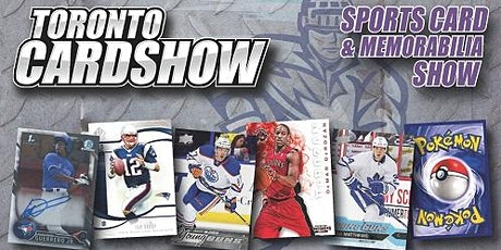 Toronto Card Show | Sports Cards & Craft Beer tickets