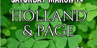 ST PATTY'S PHATTY  LIVE MUSIC PARTY