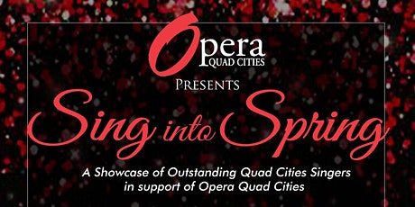 Sing into Spring tickets
