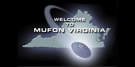 MUFON Virginia ~ 2020 Spring Kick-Off! tickets