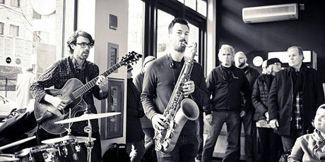 The Clandestine Jazz Collective tickets