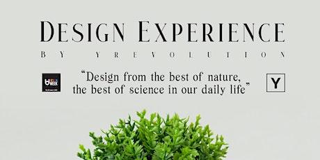 YRevolution Design Experience biglietti