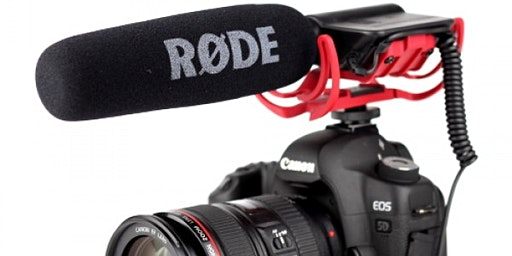 Fort Worth Foto Fest: Sound Advice w/Rode Microphones!