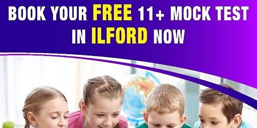 Free 11+ Mock Test @ Ilford - 8 March 2020(Afternoon Session 3p.m-5:30p.m)