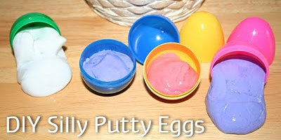 Me & Mom(Dad) Aromatherapy Silly Putty