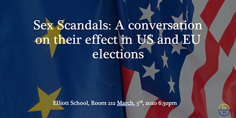 Sex Scandals: A conversation on their effects in US and EU elections tickets