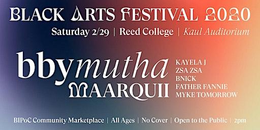 Bbymutha at 3rd Annual Black Arts Festival + BIPoC Marketplace