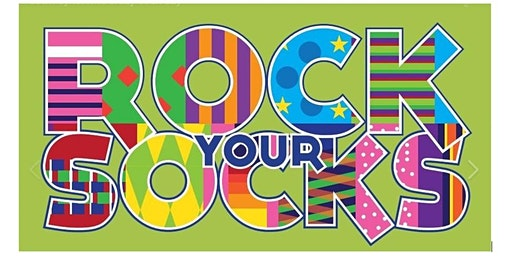 3.21 World Down Syndrome Day Rock Your SOCK HOP