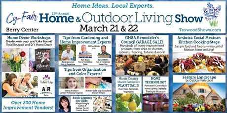 Cy-Fair Home & Outdoor Living Show tickets