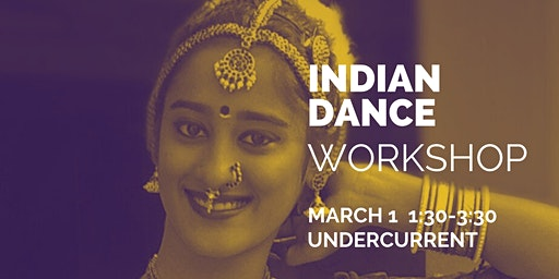 Tell Your Story Workshop: Intro to Indian Dance, Glace Bay