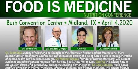 Food Is Medicine: Nutrition Seminar tickets