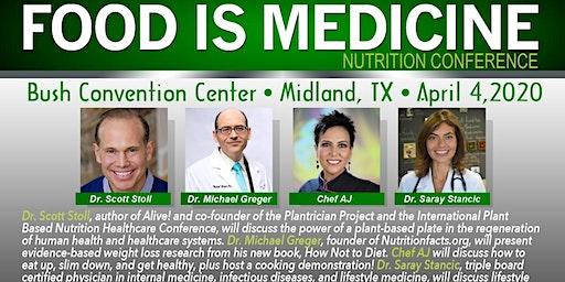 Food Is Medicine: Nutrition Seminar