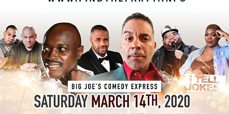 BIG JOE COMEDY EXPRESS & AFTER PARTY :: LOFT 51 NYC :: FIND THE PARTY tickets