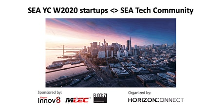 SEA YC W2020  x SEA Silicon Valley Tech Community tickets