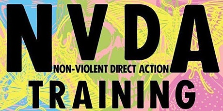 Non Violent Direct Action workshop tickets