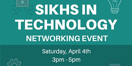 Sikhs in Technology Networking Event tickets