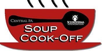7th Annual Central PA Soup Cook-Off benefiting The Scleroderma Foundation