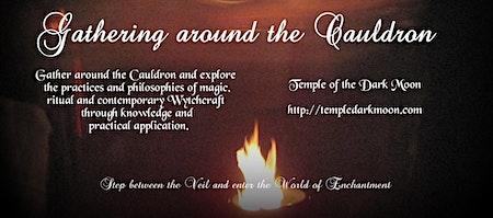 Gathering Around the Cauldron