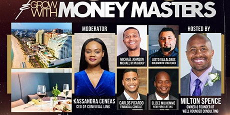 MONEY MASTERS tickets
