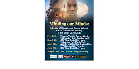 Minding our Minds: tickets