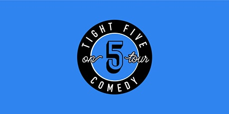Tight 5 Comedy with Gavin Scott & Riv Narak tickets