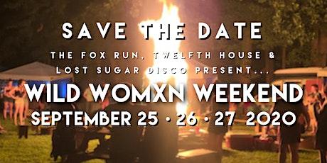 The Fox Run 5 Wild Woman Weekend tickets