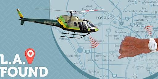 LA Found Bracelet Distribution in Palmdale