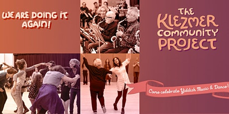The Klezmer Community Project tickets