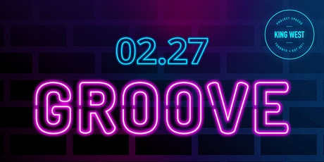 GROOVE (Your Month-End Evening Chill Sesh) tickets