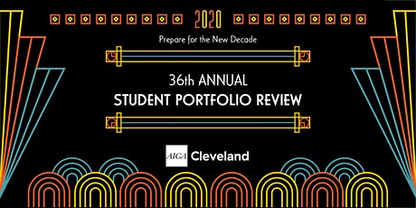The 36th Annual Student Portfolio Review - Canceled tickets