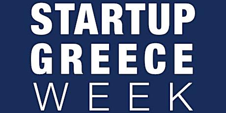 Startup Greece Week 2020 - Thessaloniki, Region of Central Macedonia tickets