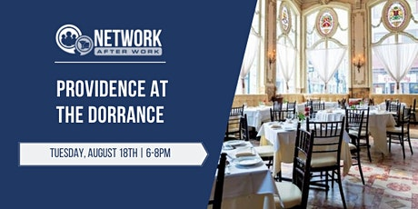Network After Work Providence at The Dorrance tickets