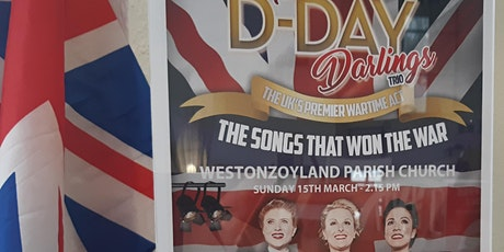 The Songs That Won the War featuring the D-Day Darlings tickets