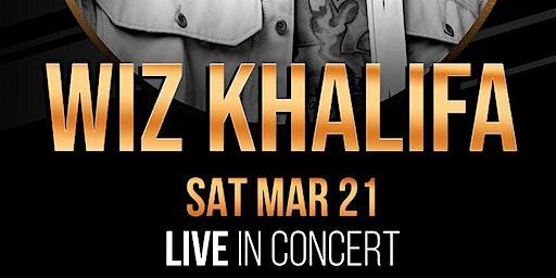 WIZ KHALIFA @ #1 HIP-HOP CLUB - DRAIS NIGHTCLUB  - Las Vegas VIP