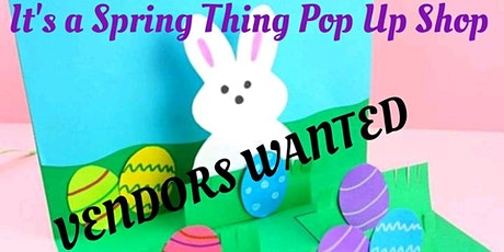 It's a Spring Thing Pop-Up-Shop tickets