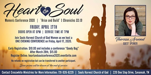 Heart and Soul Women's Conference 2020