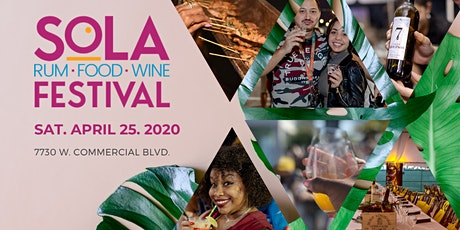 2020 SoLa Rum, Food & Wine Festival  tickets
