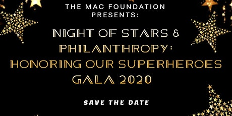 Night of Stars & Philanthropy: Honoring Our SuperHeroes tickets
